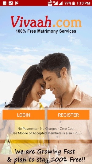 Vivaah Mobile Site - Matrimony Search on the go - Vivaah com